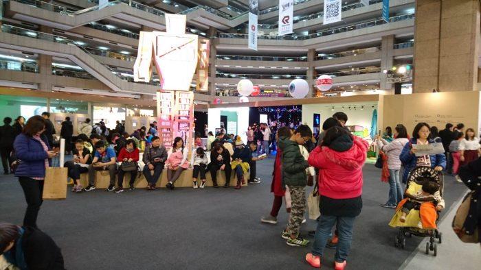 【看展零距離】2017台北國際書展回顧:「獨立」是另一種選擇