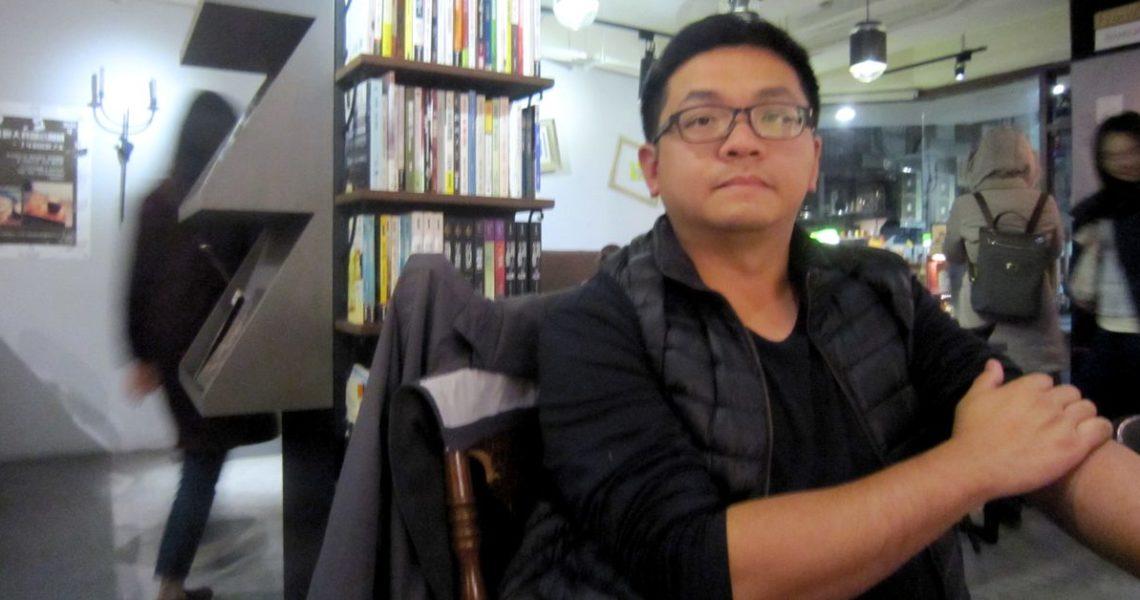 喝保力達B的托爾斯泰──專訪《做工的人》作者林立青