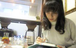 「如果我的演員身分能做什麼來推廣閱讀,我都很願意去做。」──專訪連俞涵