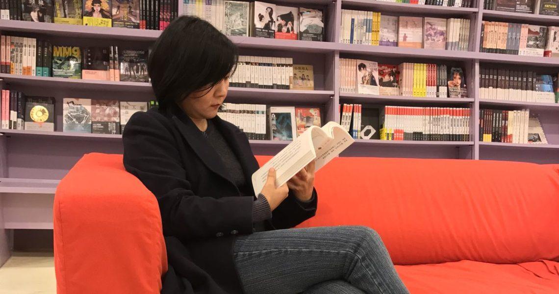 這是一個尋覓知音的過程,希望有一天我們都能找到對方──專訪《遺落之子》作者凌淑芬