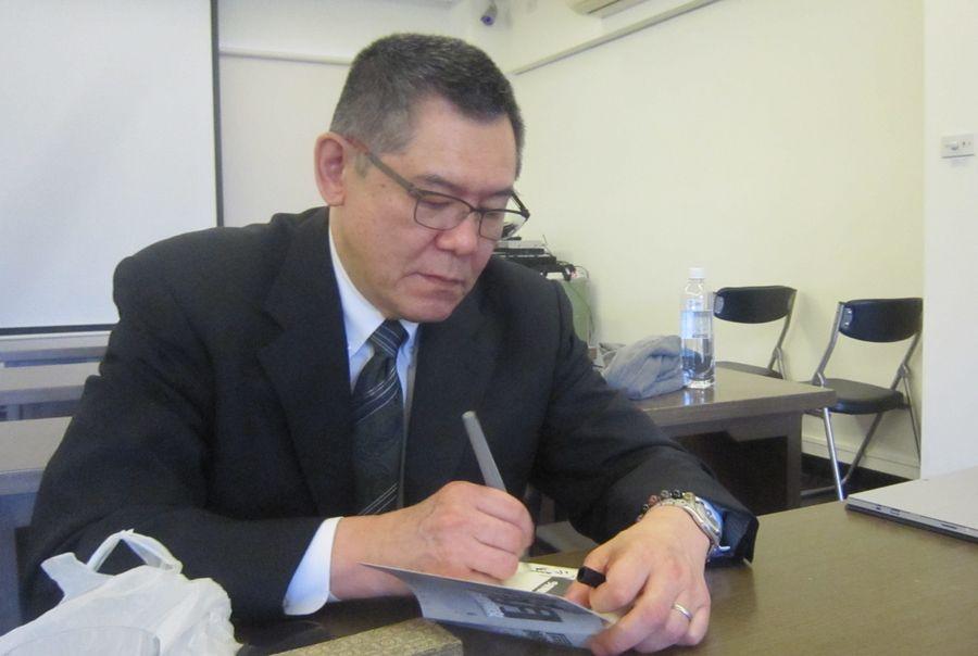 「重點是要喜歡寫、為了自己寫,而且一直持續寫」──專訪日本警察小說大師今野敏