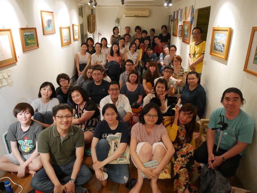 想朝南走,你需要懂狀況的人:譚光磊、阮文馨、王道明談泰國與越南的出版市場
