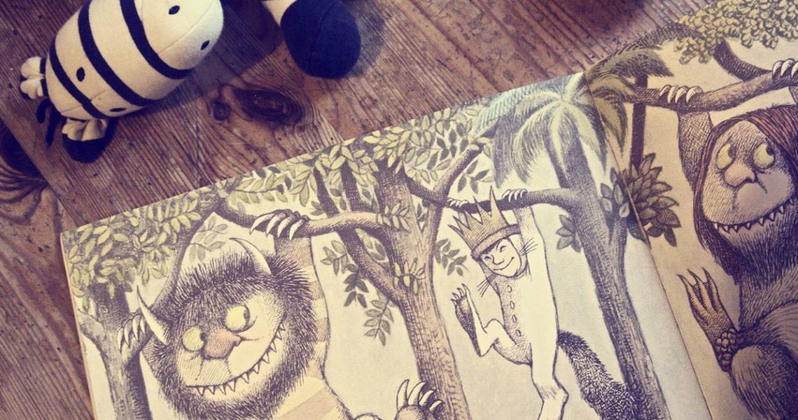 已故的《野獸國》作者桑達克將於2018年發表新書!?