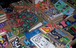 獨立出版社的硬派社會實踐──用回收紙板做手工書!