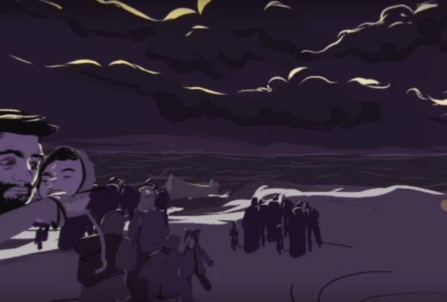 從那個趴在海灘上的孩子開始──《追風箏的孩子》作者創作的感人短片!