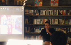 【評書青鳥】美日的漫畫產業,有商業主流有獨立製作;在台灣,每部作品都像是獨立製作。《北投女巫》