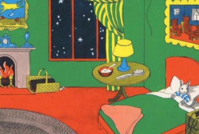 一隻向月亮道晚安的小兔子,究竟有什麼暢銷七十年的魅力?《月亮,晚安》