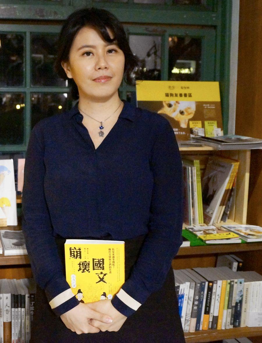 「台灣的教育其實沒有教人怎麼面對失敗。」──專訪《崩壞國文》作者謝金魚