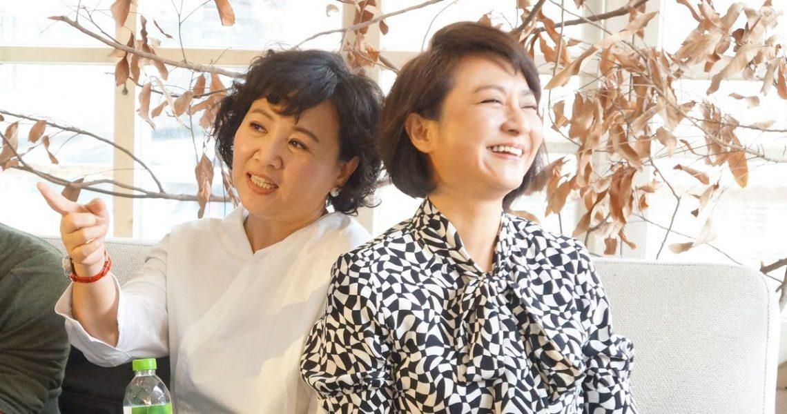 【故事工廠的戲裡戲外】愛,需要時間流動 ──專訪《偽婚男女》王琄X楊麗音