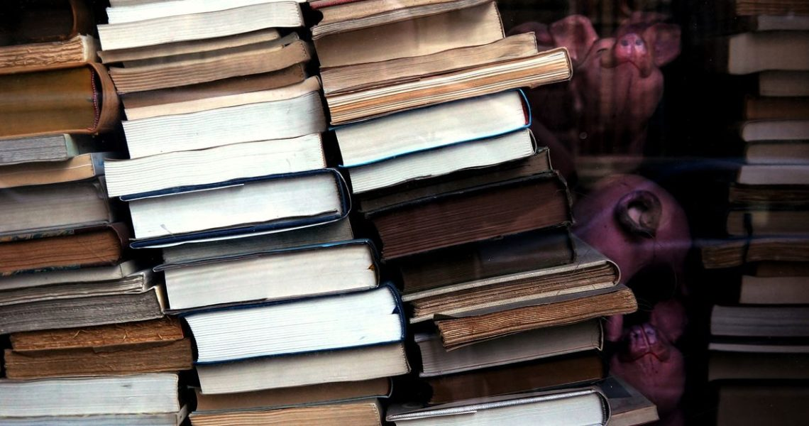 同一本書買好幾次──是記性差、囤積狂,還是⋯⋯?