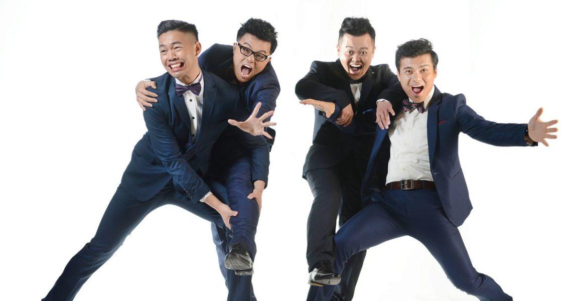 【故事工廠的戲裡戲外】口技、beatbox、懸疑、喜劇──專訪《變聲偵探》黃彥霖X錢君銜