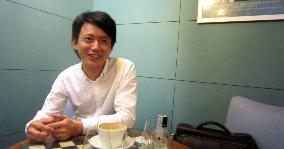 「台灣的建築,就是台灣的特有種啊。」──專訪《紙上明治村》作者凌宗魁