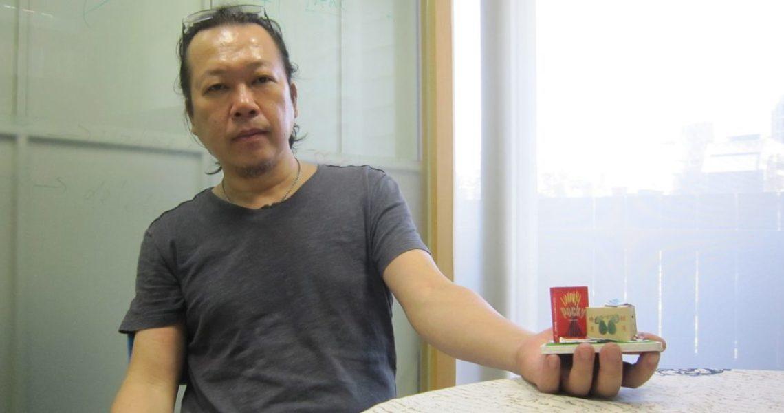 用微縮模型寫故事的人──專訪微縮模型冠軍鄭鴻展(Hank Cheng)