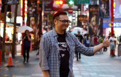 【2018華文朗讀節】DJ林貓王:「我沒有辜負這些歌。」