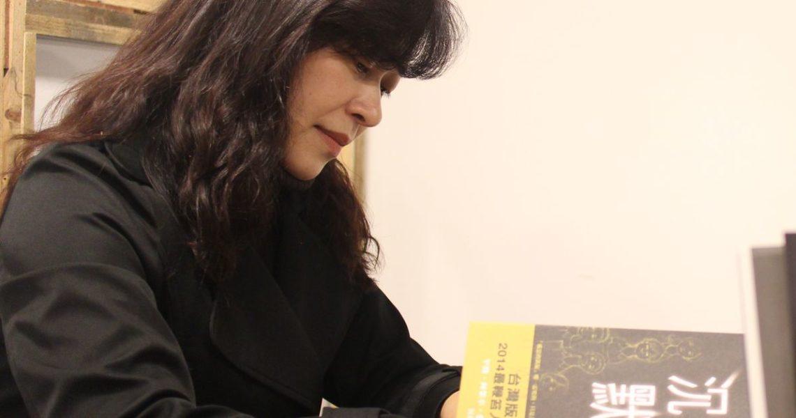 「寫得太溫和不會有效?但寫了,就有改變的可能。」──專訪陳昭如