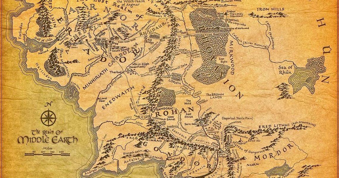 《魔戒》作者托爾金在中土世界的第一個,也是最後一個故事