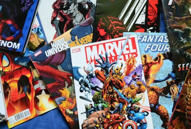 漫畫並不膚淺,超級英雄也反應了現實