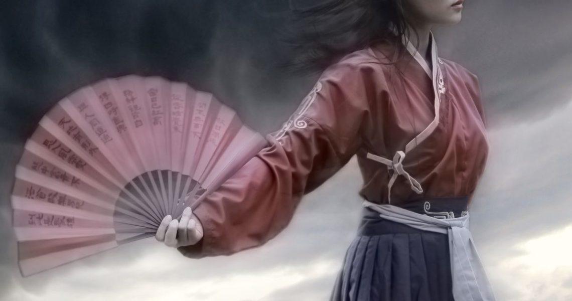 【果子離群索書】像風一樣的她,讓古龍變得很瓊瑤