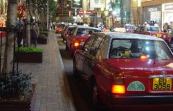一個被打壓的計程車司機