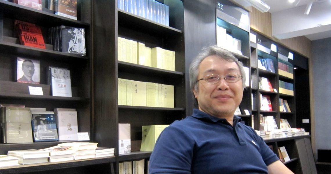 我的譯本是台灣版,但原汁原味──專訪《白鯨記》譯者陳榮彬