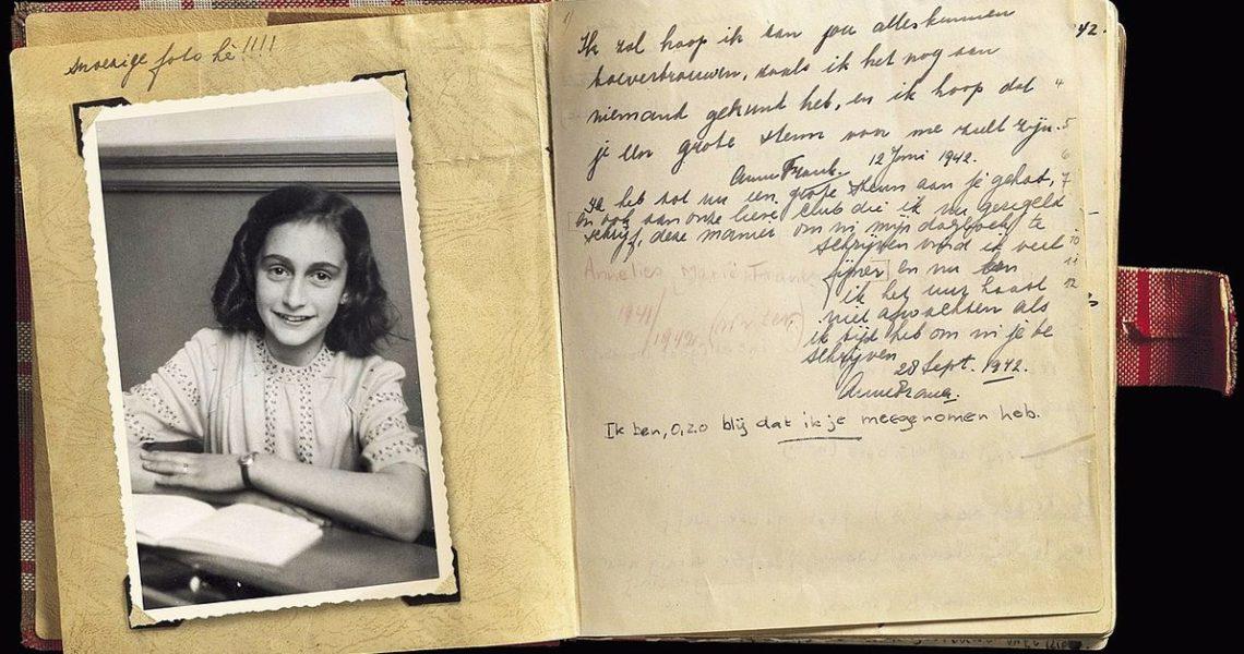 一個小女孩的日記、一個時代的縮影──好友慶祝《安妮日記》作者九十歲冥誕