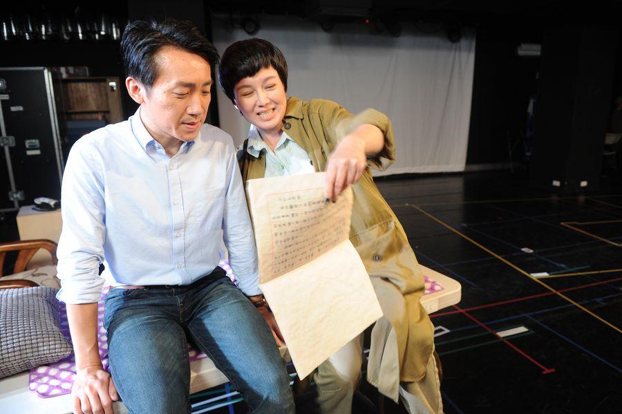 【故事工廠的戲裡戲外】劇場裡的行者──演員林子恆訪談(上)
