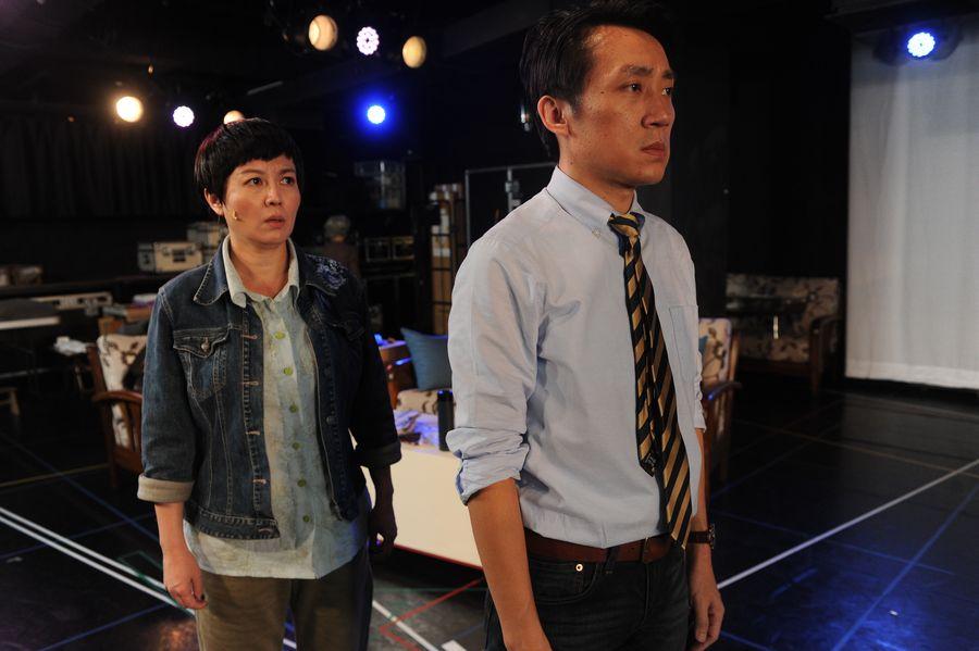 【故事工廠的戲裡戲外】劇場裡的行者──演員林子恆訪談(下)