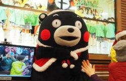 熊本熊沒能傳遞奧運聖火,是因為年紀太小?
