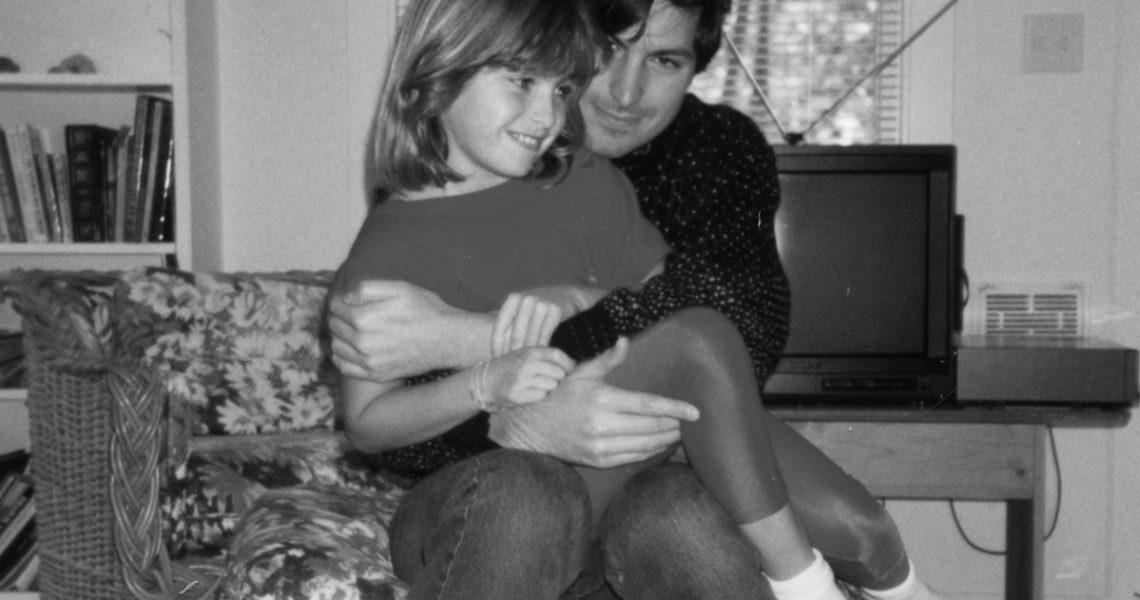 賈伯斯被消失的女兒:我不是一個錯誤,寫作是對過往的一種理解與療傷