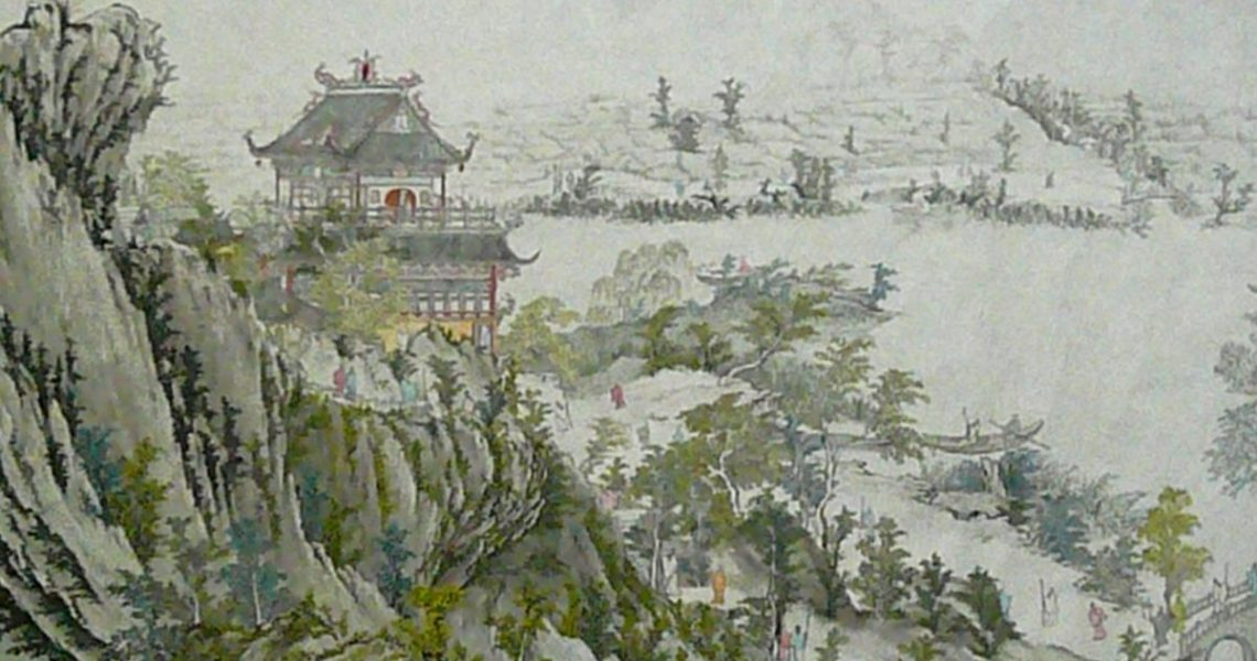 【祁立峰讀古文撞到鄉民】還沒到武漢就得了肺炎的辣個男人