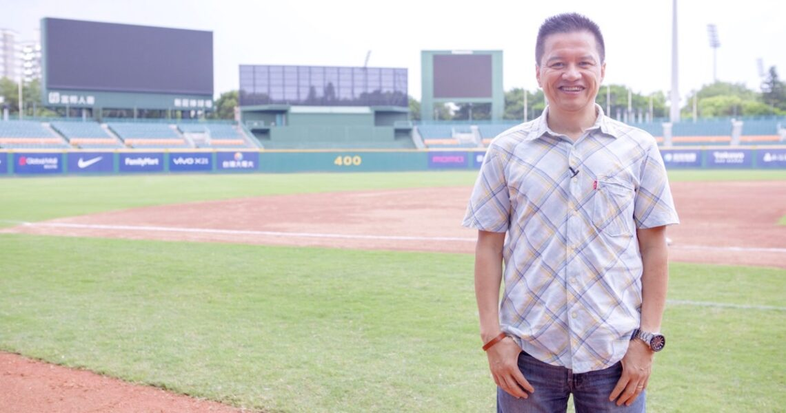 棒球人生的那些故事——專訪七月店長曾文誠