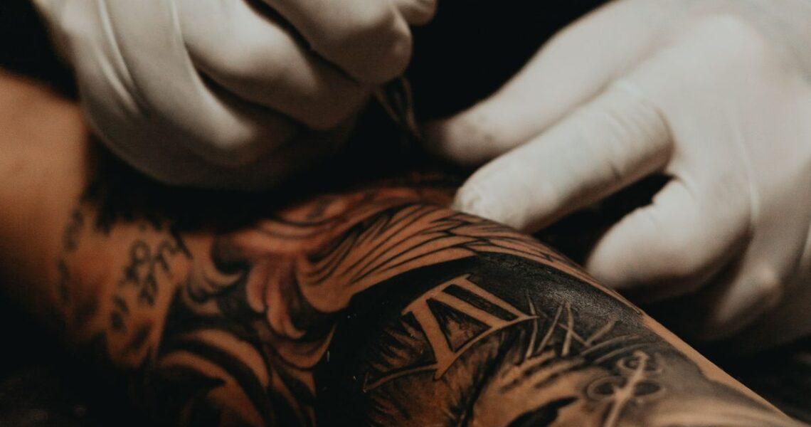 【果子離群索書】刺青不只是刺青。刺青就是你。