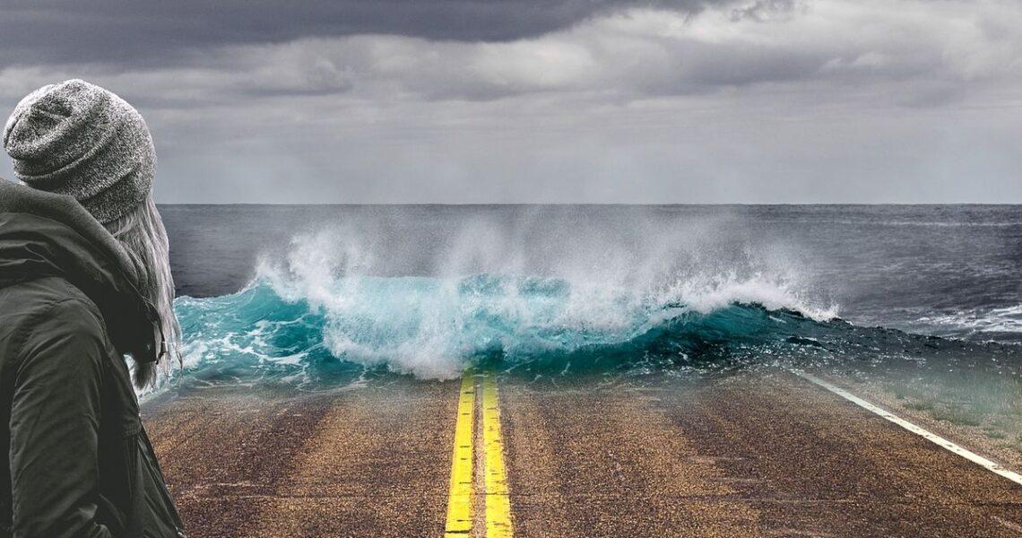 【GENE思書軒】熱到爆、淹大水──人類還剩多久可以逃?