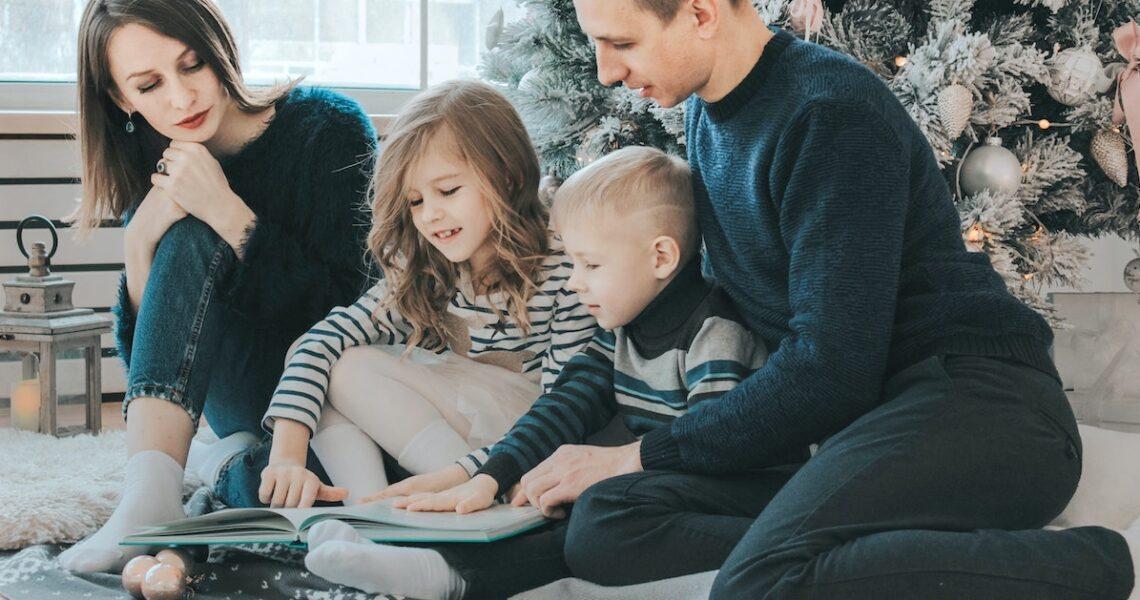 【犢叔扭扭】攜手成家一起閱讀,mooFamily家庭共享帳號重磅登場