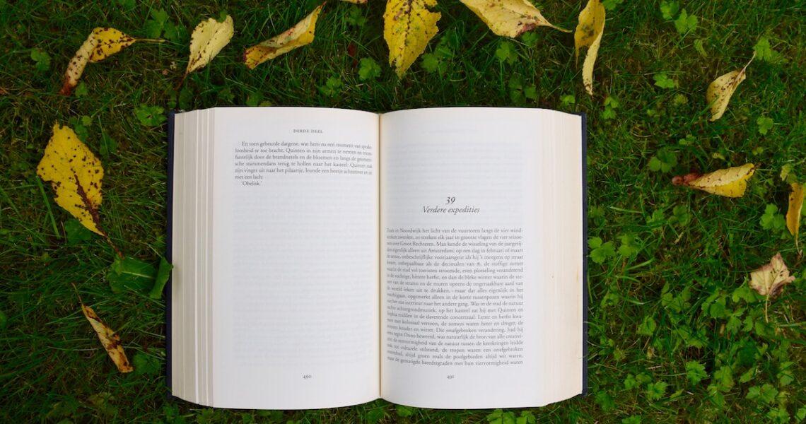 磚頭書退散?一本書的完美長度應該是幾頁?