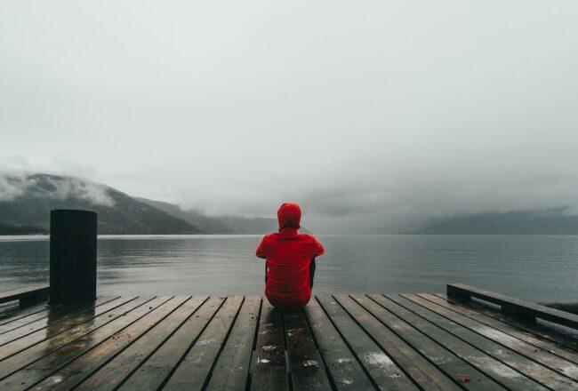 生活中沒有孤獨感交錯著的人,永遠不能展現知性的能力。