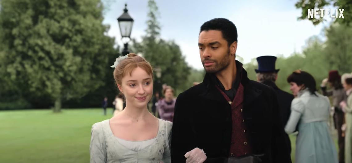 Netflix改編同名小說《柏捷頓家族:名門韻事》,一窺19世紀倫敦上流社會的美麗與醜惡
