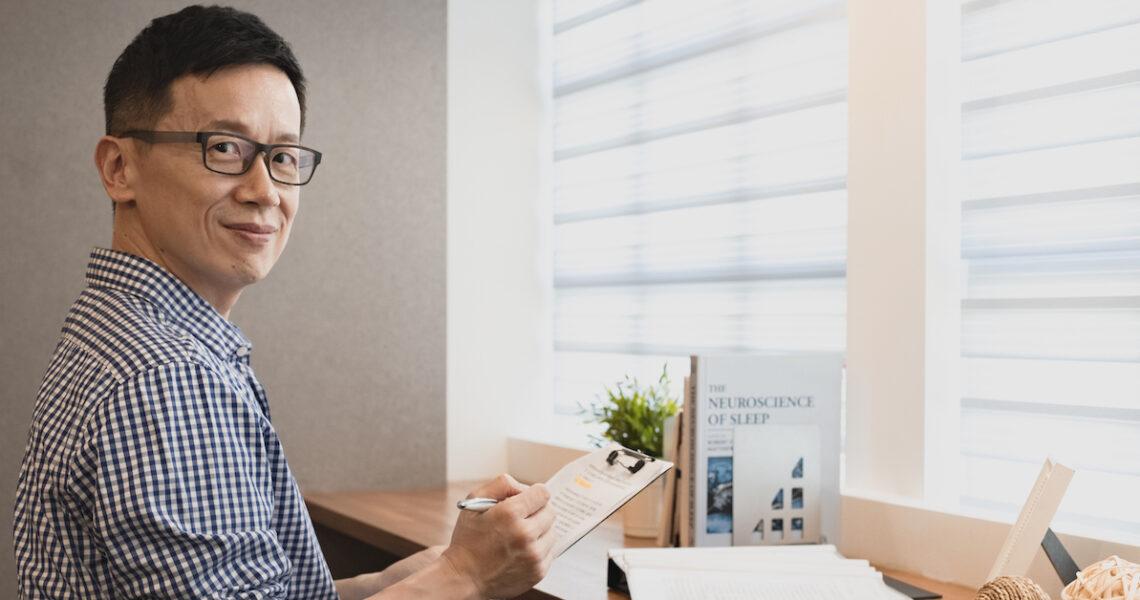 溫柔同理,讓科學走向日常,讓知識更有力量——專訪三月店長〈哇賽!心理學〉創辦者蔡宇哲