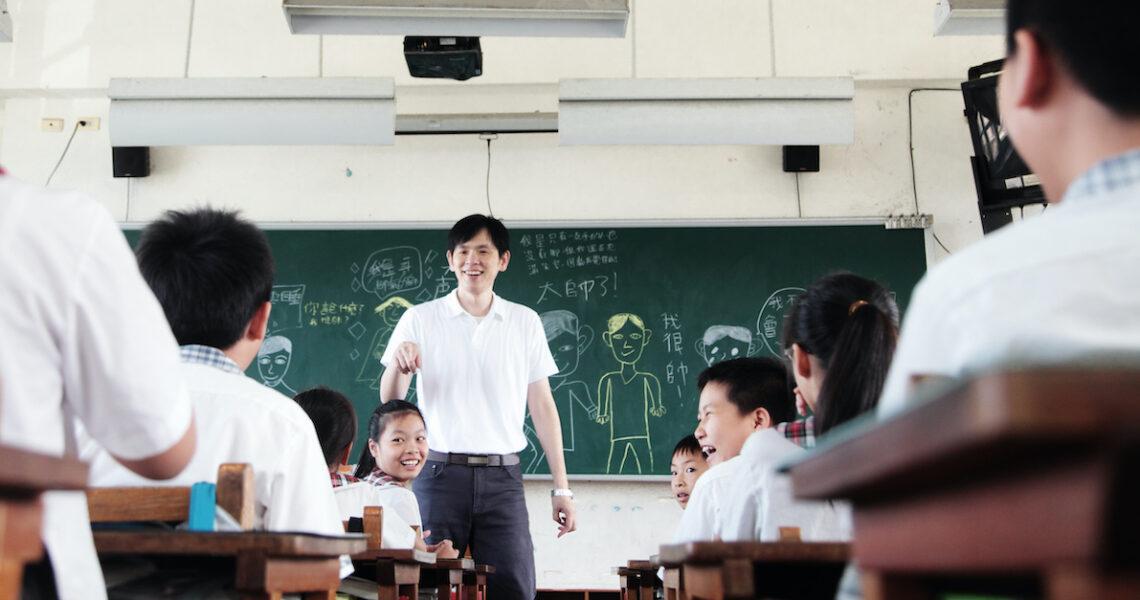 「孩子才是我們生命中的貴人。」——專訪《老蘇老師的同理心身教》作者蘇明進