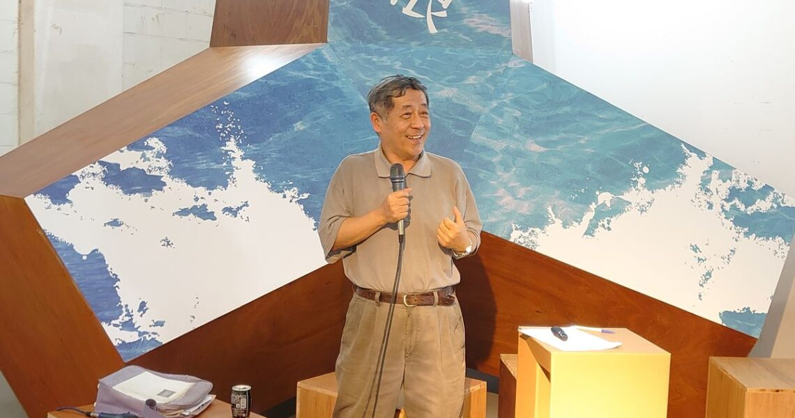 奔走書市四十年──陳隆昊談台灣書市、唐山出版的過去與未來