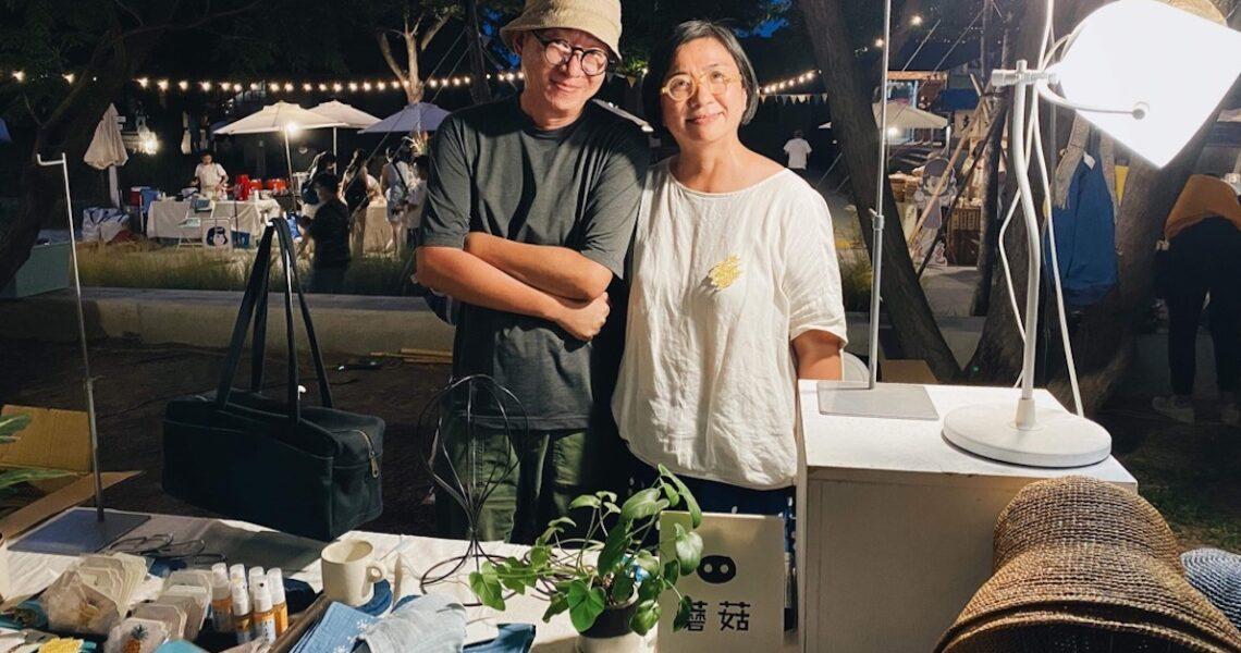犢犢掉書袋背後的可靠推手——專訪蘑菇創辦人張嘉行、李美瑜