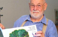 《好餓的毛毛蟲》作者艾瑞.卡爾辭世,享耆壽 91 歲