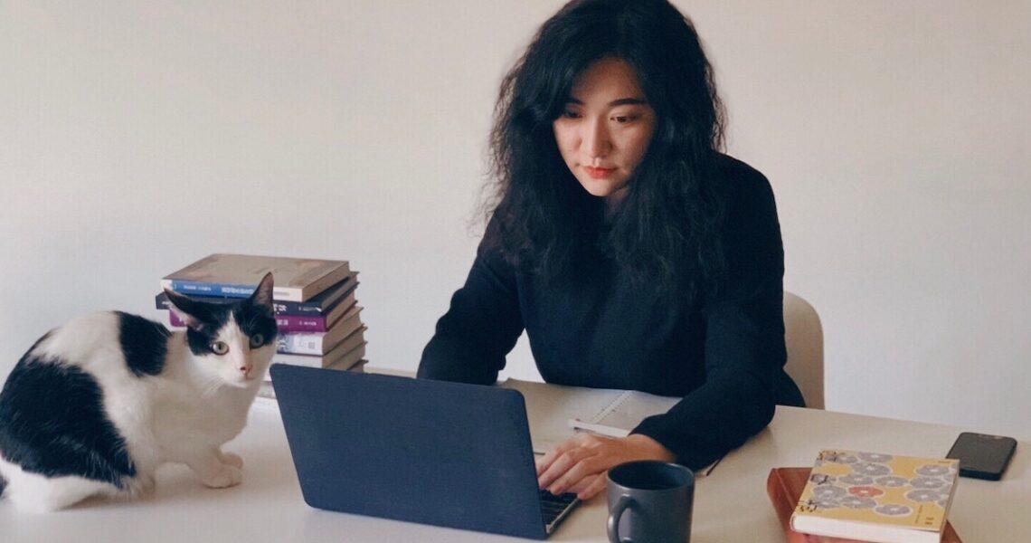 重要的是,必須讓自己生出自己的輪廓。——專訪《葉有慧》作者張西