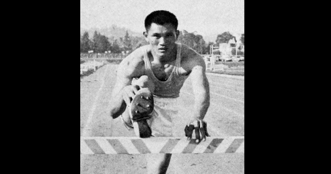 有望成為台灣首位奧運金牌得主,鐵人楊傳廣因一杯毒飲抱憾