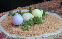 挑起對立的台灣味:香菜與花生粉