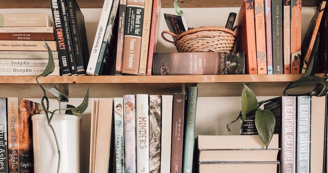 在人生走向終點前,我們還會讀幾本書?