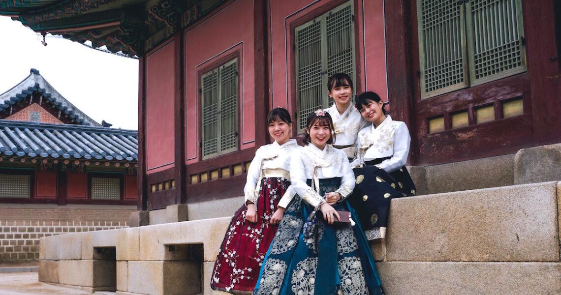 韓國女生結婚的同時,就會成為地位最低落的家庭成員