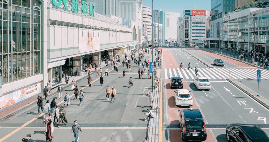 跑東京馬是去「享受」的,尊敬、普及是日本對待運動的態度