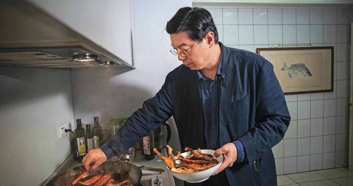 兒子、丈夫、父親、社長的下廚紀實——專訪《裴社長廚房手記》作者裴偉