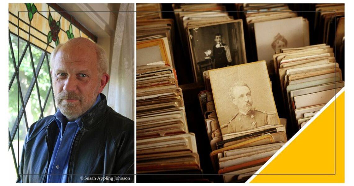 他遇到馬克吐溫、他遇到甘地,我想讓他遇見孔子,但時間不對──專訪《傳奇之人》作者強森